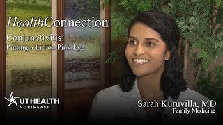 Conjunctivitis: Putting a Lid on Pink Eye - Dr. Sarah Kuruvilla
