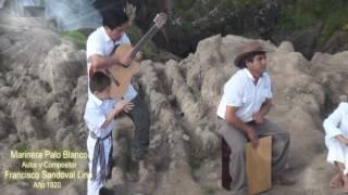 Palo Blanco marinera cantada