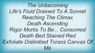 Aborted - Blood Fixing The Bled Lyrics