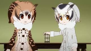 Kemono Friends season 1 English dub bloopers & outtakes
