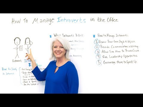 mp4 Managing Introverted Employees, download Managing Introverted Employees video klip Managing Introverted Employees
