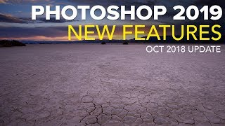 Photoshop 2019 NEW Features!