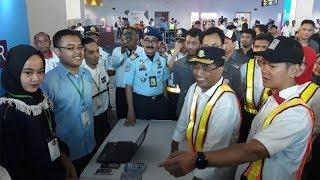 Inapgoc Gandeng Menhub Cek Kesiapan Bandara Soekarno-Hatta Menjelang Asian Para Games 2018
