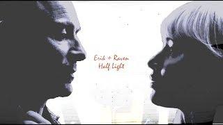 Raven + Erik {half light}