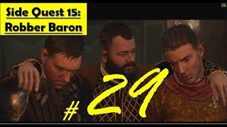 Kingdom Come Deliverance - Robber Baron - Parley Wolflin - Captain Bernard