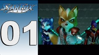 STAR FOX ASSAULT (BLIND) LEVEL 1