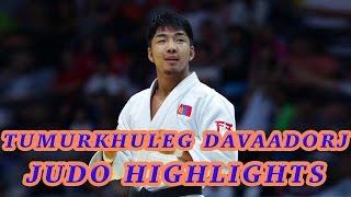 Tumurkhuleg Davaadorj Judo Highlights 2015 - Даваадоржийн Төмөрхүлэг