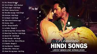 Latest Hindi Songs 2020 - LATEST BOLLYWOOD ROMANTIC HINDI BEST SONGS PLAYLIST: Indian New Songs 2020