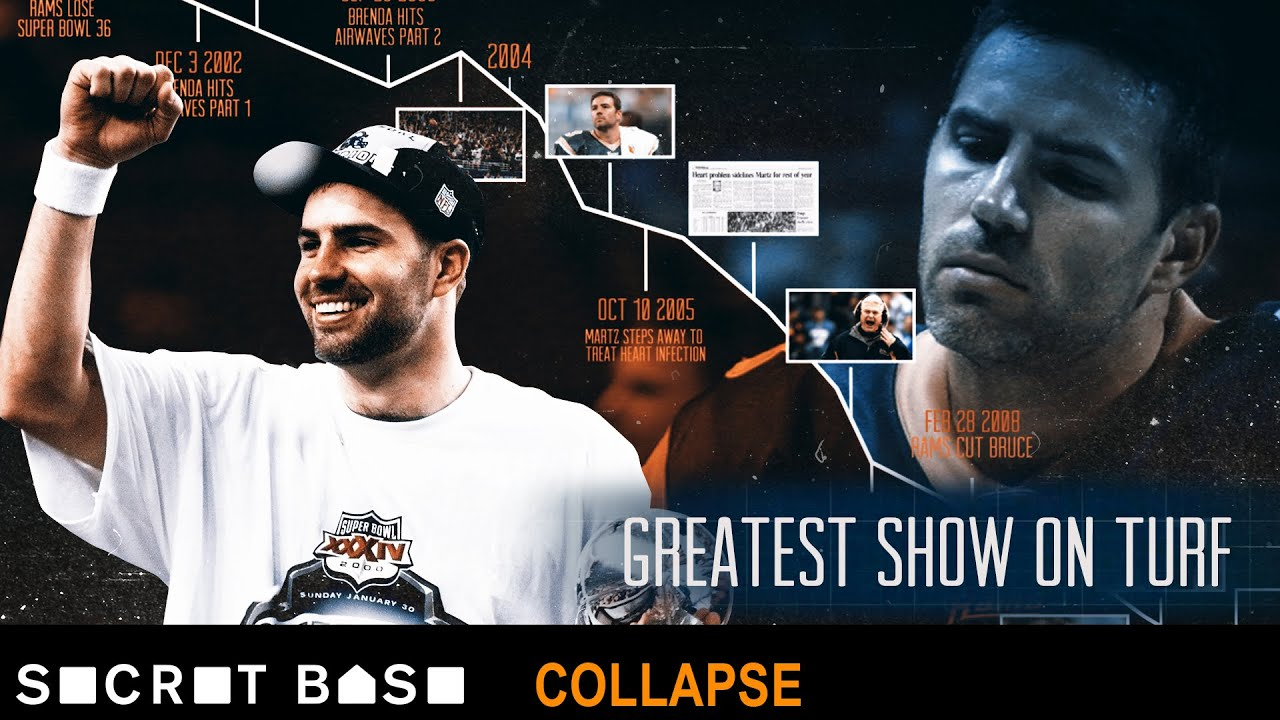 How the Greatest Show on Turf fell apart as quickly as it was assembled | Collapse thumbnail