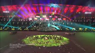 Opening Ceremony 2011 SEA GAMES INDONESIA Part 4