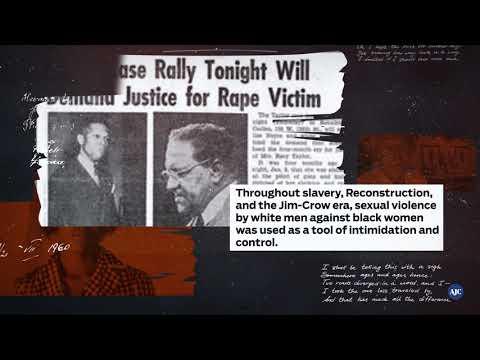 AJC History Lesson:  Sexual Exploitation of Black Woman