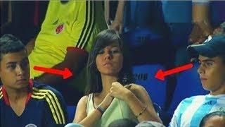Momentos Más Graciosos en Estadios de Fútbol  | Para MORIRSE de Risa (Comedy Football)