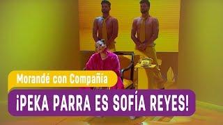 Peka es Sofía Reyes - Morandé con Compañía 2018