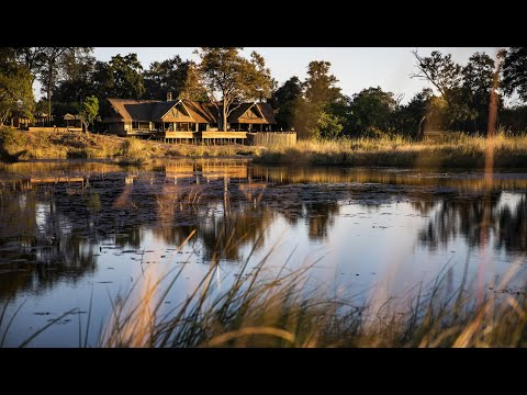 King's Pool celebrates the Linyanti's past and present, its ancient crafts and modern innovations, its extraordinary wildlife and the migratory trails they tread.