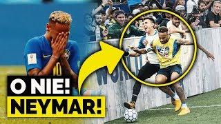 """""""Neymar nie lubi, gdy dziecko zabiera mu piłkę"""""""