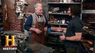 Forged in Fire: Forging Tips: The Right Tools (Season 3) | History