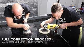 Wet Sanding & Advanced Compounding: E5 - The Whole Process
