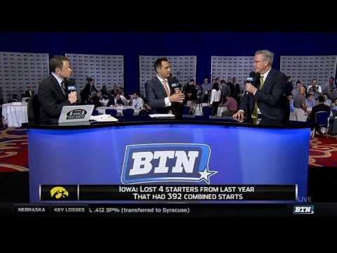 Fran McCaffery Interview - 2016 B1G Men's Basketball Media Day