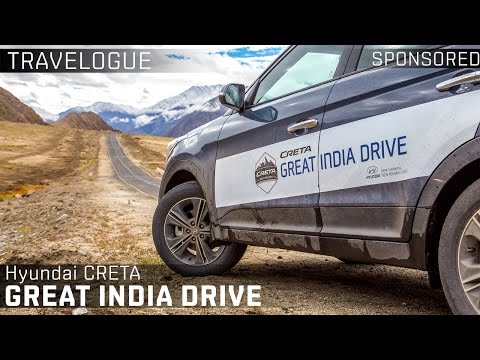 ZigWheels River Run from Leh to Kolkata with Hyundai Creta :: The Great Indian Drive :: Travelogue