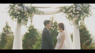 婚錄推薦/SDE當日快剪快播/心有林畦戶外證婚/美式婚禮/YuChen+Sabrina