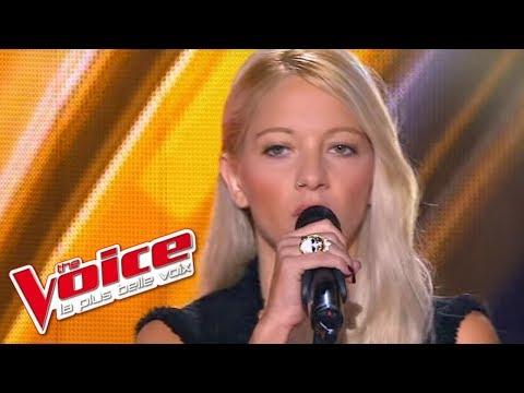 Adele – Skyfall   Stéfania Rizou   The Voice France 2013   Blind Audition
