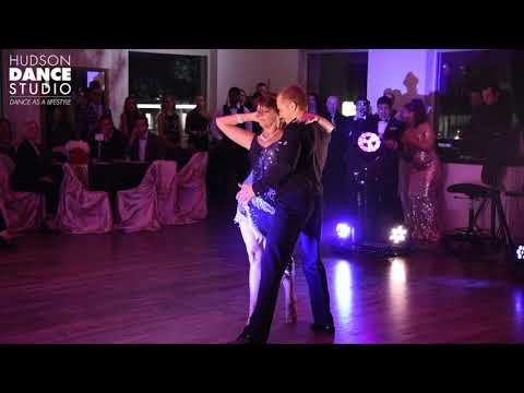 Bachata by Beth, and Artem // 5 year Gala Anniversary, 2017