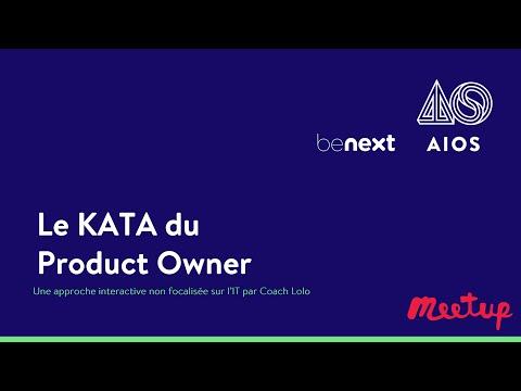 Meetup - Le Kata du Product Owner FEEDBACKS
