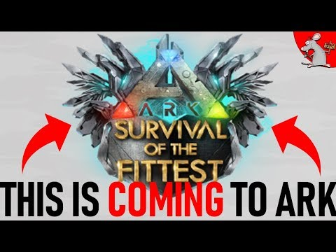 ARK SURVIVAL EVOLVED BATTLE ROYALE IS HAPPENING! THE HISTORY OF SOTF