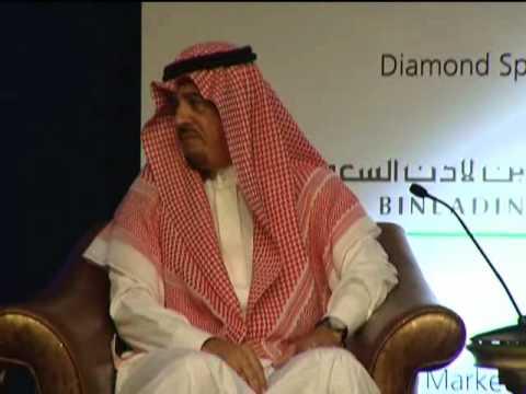 مشاركة الدكتور خالد الراجحي مع البروفيسور فيليب كوتلر في القيم القائدة للتسويق