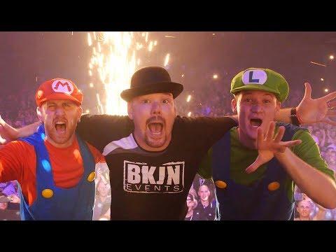 Dr. Peacock & Super Trash Bros - Pyramid (Official Video)