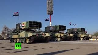 В Ираке прошёл военный парад в честь победы над ИГ