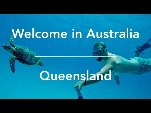 Vlog Australie: Queensland