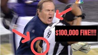 Bill Belichick Most Insane Rage Moments! (FUNNY)
