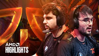 Worlds 2020 : « QUARTERFINALS BABY!! » le Highlights des Fnatic