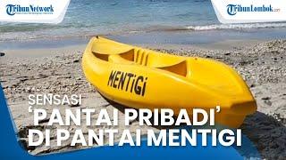 Pantai Mentigi yang Cantik dan Eksotis di Lombok Utara, Menyuguhkan Sensasi 'Pantai Pribadi'