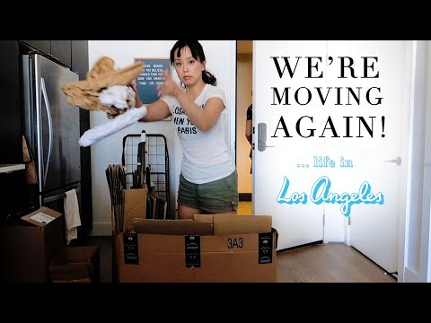 Yes, We Are Moving Again... (an honest vlog about moving)