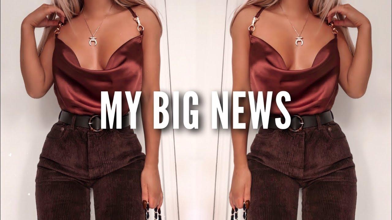 My Big News!   Fashion Influx