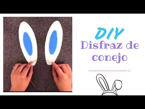 DIY|DISFRAZ DE CONEJO|VIDA DE MAMÁ 24/7