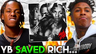 How NBA YoungBoy SAVED Rich The Kid's Career (\