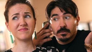 Weird Things Couples Do When They Lose Their Phone