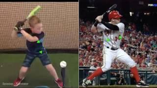 Hands in the Baseball Swing