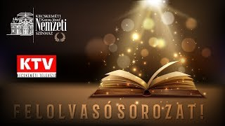 FELOLVASÓSOROZAT -Móra Ferenc: Zsombor deák - Dunai Tamás előadásában