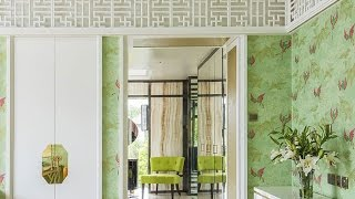 House Tour: The Chinoiserie House By Design Intervention