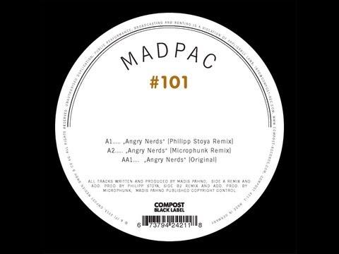 Madpac - Angry Nerds (Microphunk Remix)