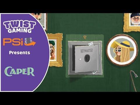 PSI Presents: Caper - First Impression