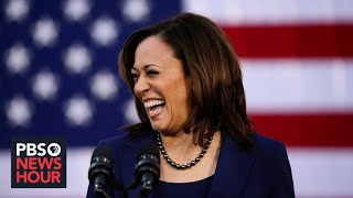 video: Joe Biden set to make first appearance with running mate Kamala Harris
