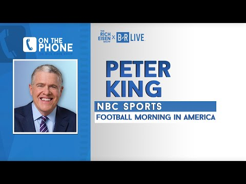 Peter King Talks Seahawks, Garoppolo, Cowboys, Steelers & More with Rich Eisen | Full Interview