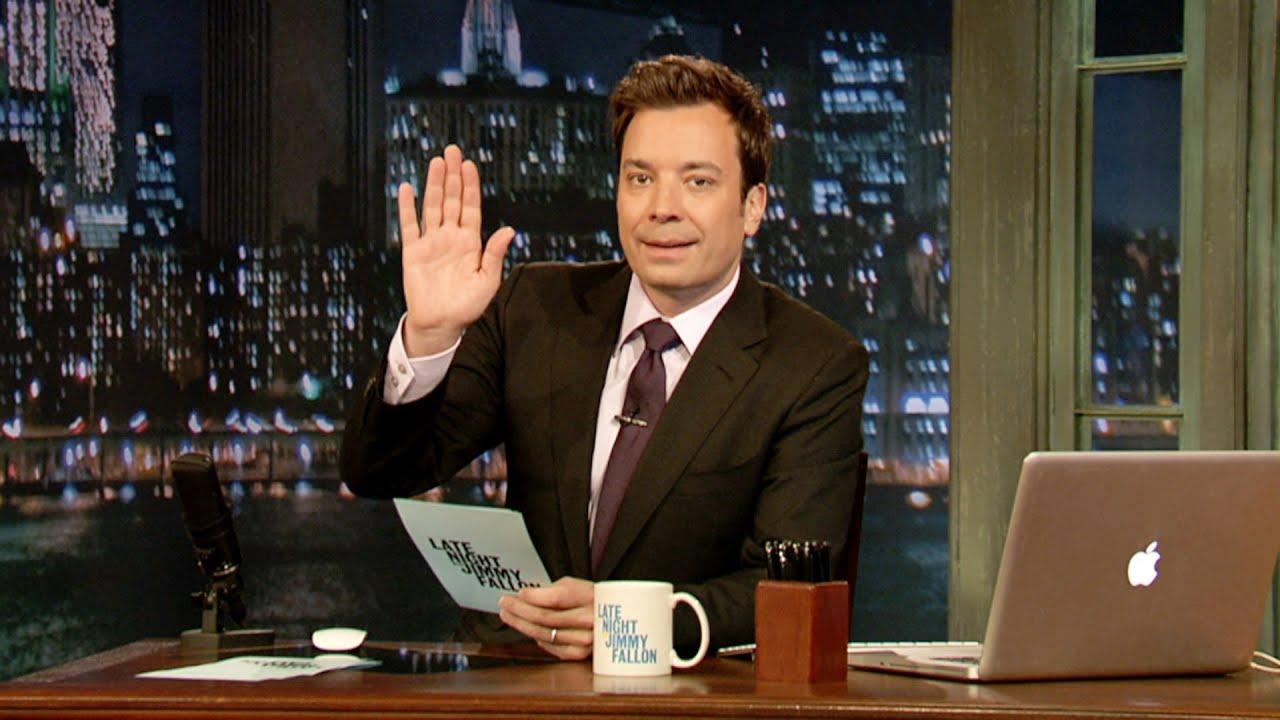 Hashtags: #MyDoctorIsWeird (Late Night with Jimmy Fallon) thumbnail