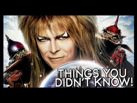 9 Things You (Probably) Didn't Know About Labyrinth!