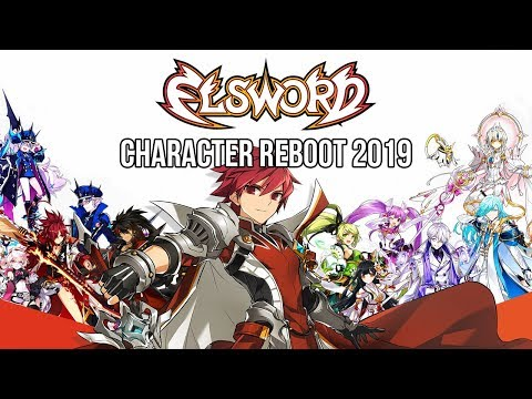 Elsword: Character Reboot 2019 | Rena Gameplay | Big Changes Are Coming to This Anime Action RPG